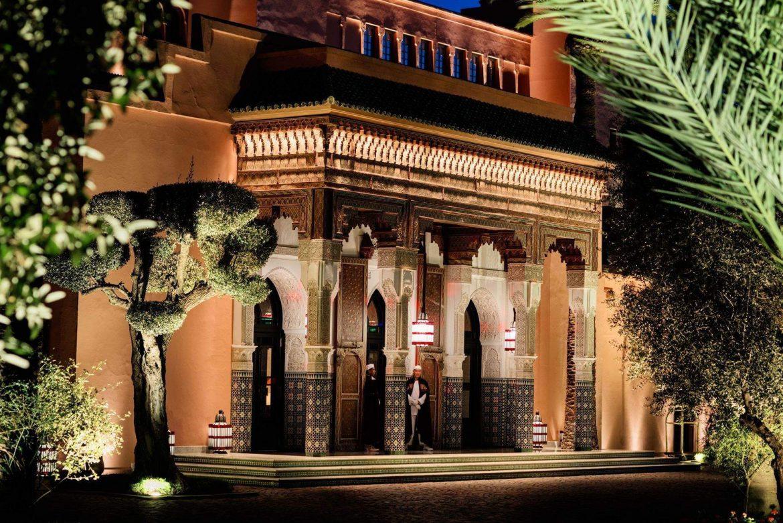 5 Palaces Maroccains où passer ses Vacances 2019 la mamounia vous accueille 1