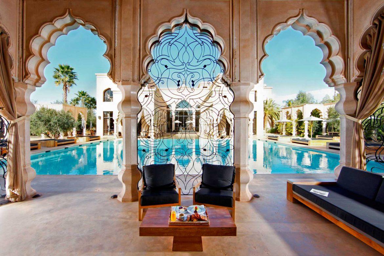 5 Palaces Maroccains où passer ses Vacances 2019 palais namaskar