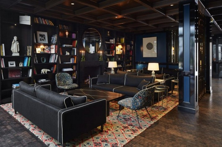 Admirez l'incroyable Hôtel Le Roch de Sarah Lavoine  Admirez l'incroyable Hôtel Le Roch de Sarah Lavoine Admirez l   incroyable H  tel Le Roch de Sarah Lavoine 4
