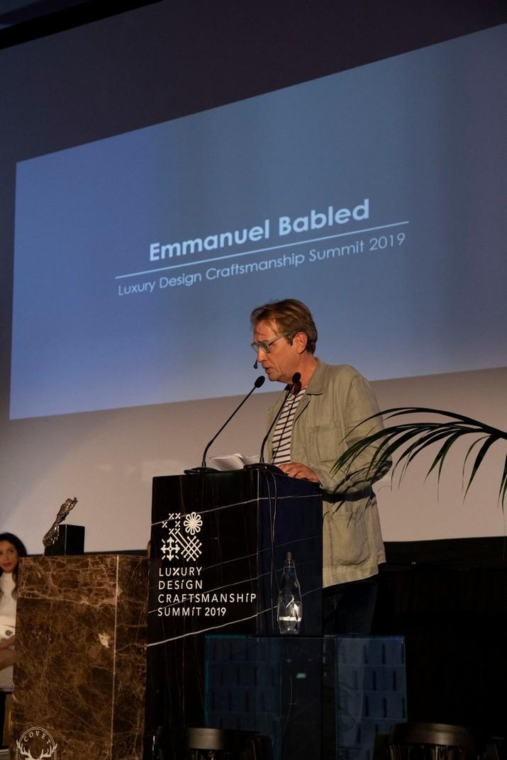 Entretien avec Emmanuel Babled: une conversation sur l'artisanat ancien Entretien avec Emmanuel Babled une conversation sur lartisanat ancien 6