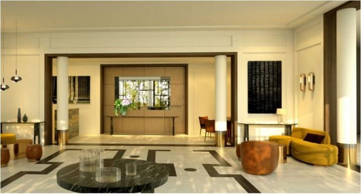 Hôtel Royal Opéra – Un Concept de design d'Intérieur Suprême par Charles Zana H  tel Royal Op  ra Un Concept de design dInt  rieur Supr  me par Charles Zana 4